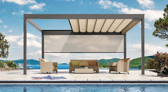 bavona schafft elegante lebensr ume auf terrassen und g rten. Black Bedroom Furniture Sets. Home Design Ideas